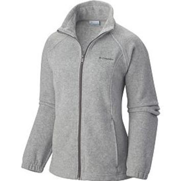 Columbia Women's Benton Springs Full Zip Fleece Jacket | DICK'S Sporting GoodsProposition 65 warning iconProposition 65 warning icon
