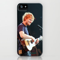 Ed Sheeran - I iPhone & iPod Case by Oh, Good Gracious!
