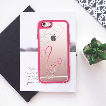 Love iPhone 6s case by Famenxt | Casetify