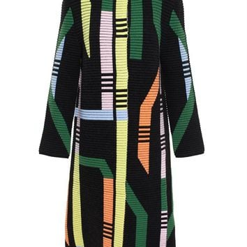 Knitted Coat - PETER PILOTTO