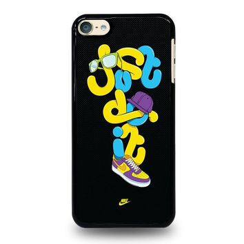 JUST DO IT 4 iPod Touch 4 5 6 Case Cover
