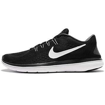 Nike Men's Flex 2017 RN Running Shoes Black/White/Anthracite/Cool Grey 8.5 D(M) US