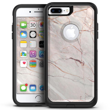 Slate Marble Surface V11 - iPhone 7 or 7 Plus Commuter Case Skin Kit