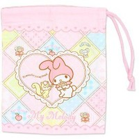My Melody Bento Bag Single Drawstring