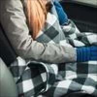 12V Electric Heated Blankets for Cars