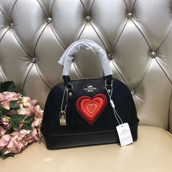 """COACH"" new love handbag"