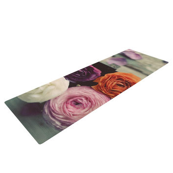 "Cristina Mitchell ""Four Kinds of Beauty"" Roses Yoga Mat"