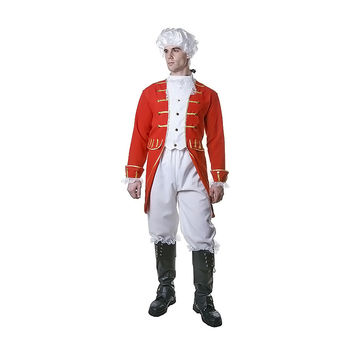 Adult Victorian Man Costume Size Large