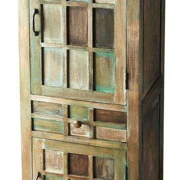 Transitional Accent Cabinet Assorted