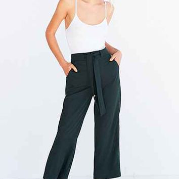 BDG Arielle Tie-Waist Pant - Urban Outfitters