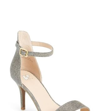 "Women's BP. 'Luminate' Open Toe Dress Sandal, 3"" heel"