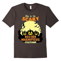 This is my scary Rector Magnificus costume T-Shirt
