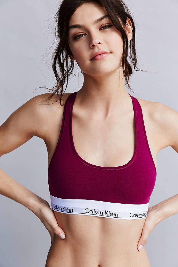 1d3795aed7546 Calvin Klein Bra Top - Urban Outfitters from Urban Outfitters