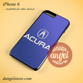 Acura Logo Phone case for iPhone 6 and another iPhone devices
