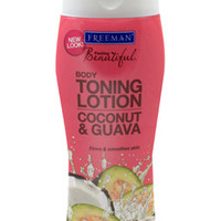 Coconut & Guava Toning Body Lotion :: Freeman Beauty