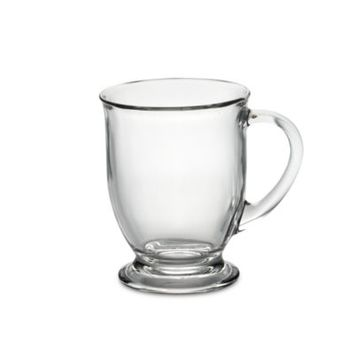 Anchor Hocking® 16-Ounce Clear Café Mug