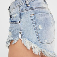 Free People Brandos Cutoff Shorts