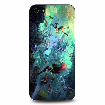 Gravity Rush iPhone 5/5s/SE Case