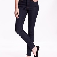 Old Navy Womens High Rise Rockstar Skinny Jeans