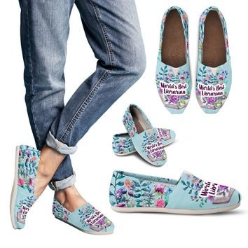 Best Librarian Casual Shoes