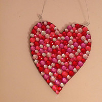 Valentine's Day Decorative Rhinestone Heart
