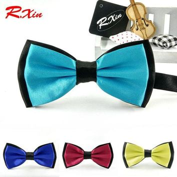 ac NOOW2 New 2016  Fashion Brand Tie Formal commercial Bow Tie male married bowtie Cravat decoration Ties for men Butterfly Bow ties