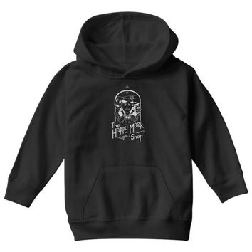 happy mask store Youth Hoodie