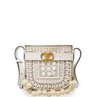 Tory Burch Gemini Link Boho Small Crossbody Bag
