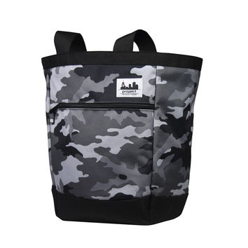 Projekt Kandy Tote Bag Urban Camo/Black