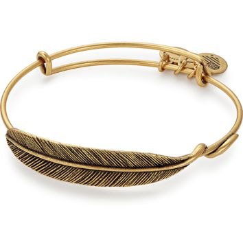Ani and Alex Generic Feather Bangle
