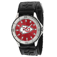Kansas City Chiefs NFL Mens Veteran Series Watch