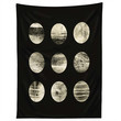Elisabeth Fredriksson Moons Tapestry