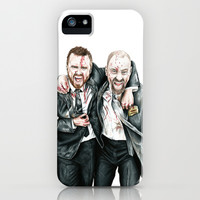 Breaking Bad iPhone & iPod Case by 13 Styx