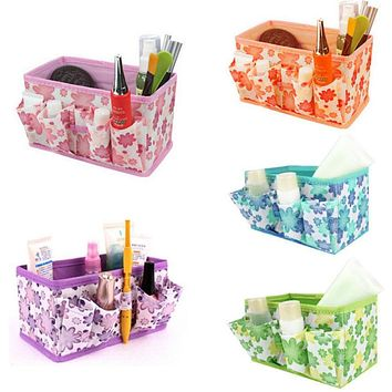 Storage Organizer Box for Sewing Notions and Tools