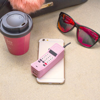 Brick Phone Portable Charger | FIREBOX