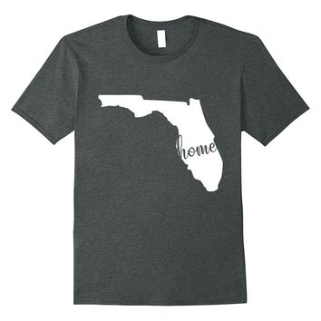 Florida Home State Shirt FL Pride Gift