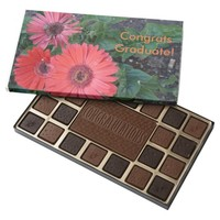 Congrats Graduate Chocolate Assortment 45 Piece Assorted Chocolate Box
