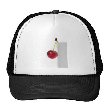Red Cherry Berry Trucker Hat