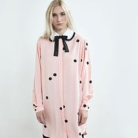 Lazy Oaf Flock Spot Shirt - Everything - Categories - Womens