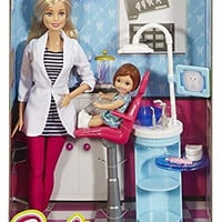 Barbie Careers Dentist Playset