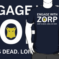 Engage with Zorp by TeeHut