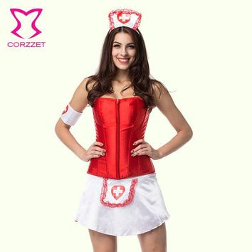 ONETOW black/white Grade Enticement Nurse Coverall Sexy Chrismas Dresses Sexy Lingerie Hot Doctors Cosplay Nurse Costumes