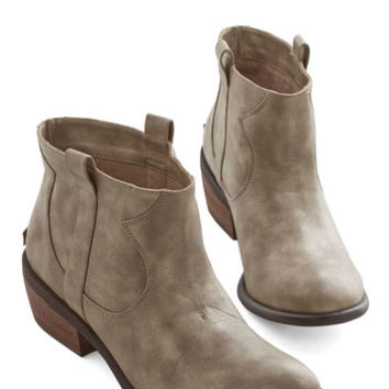 Restricted Festival Desert Daybreak Bootie