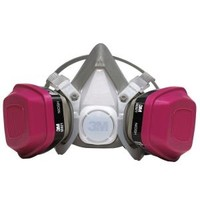 3M Medium House-Hold Multi-Purpose Respirator 65021HA1-C at The Home Depot - Mobile