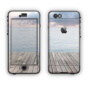 The Paradise Dock Apple iPhone 6 LifeProof Nuud Case Skin Set
