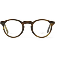 Oliver Peoples - Gregory Peck Tortoiseshell Acetate Optical Glasses | MR PORTER