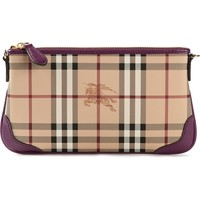 Burberry London Logo Shoulder Bag