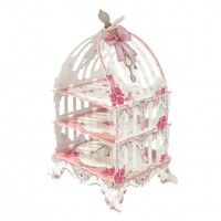 Truly Scrumptious-Birdcage Cake Stand-Talking Tables-Designers of Stylish Partyware