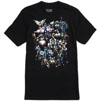 Overwatch Characters T-Shirt
