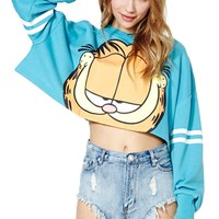 Lazy Oaf Cats Don't Jump Sweatshirt